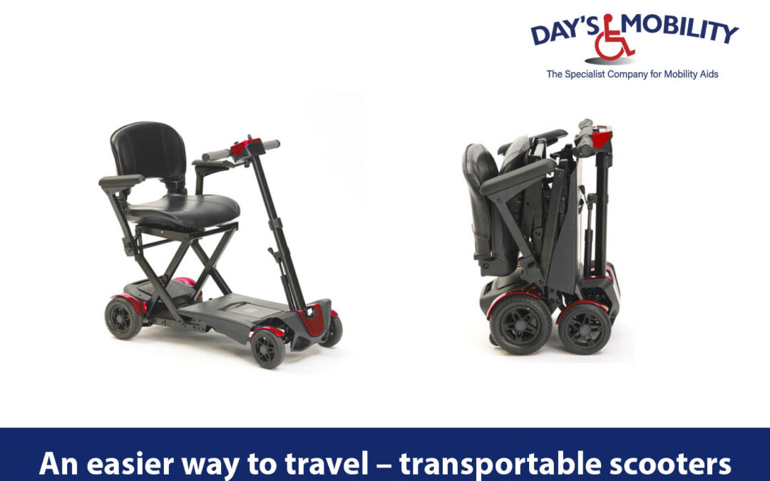 An easier way to travel – transportable scooters