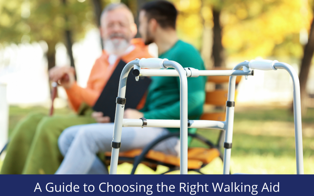 A Guide to Choosing the Right Walking Aid
