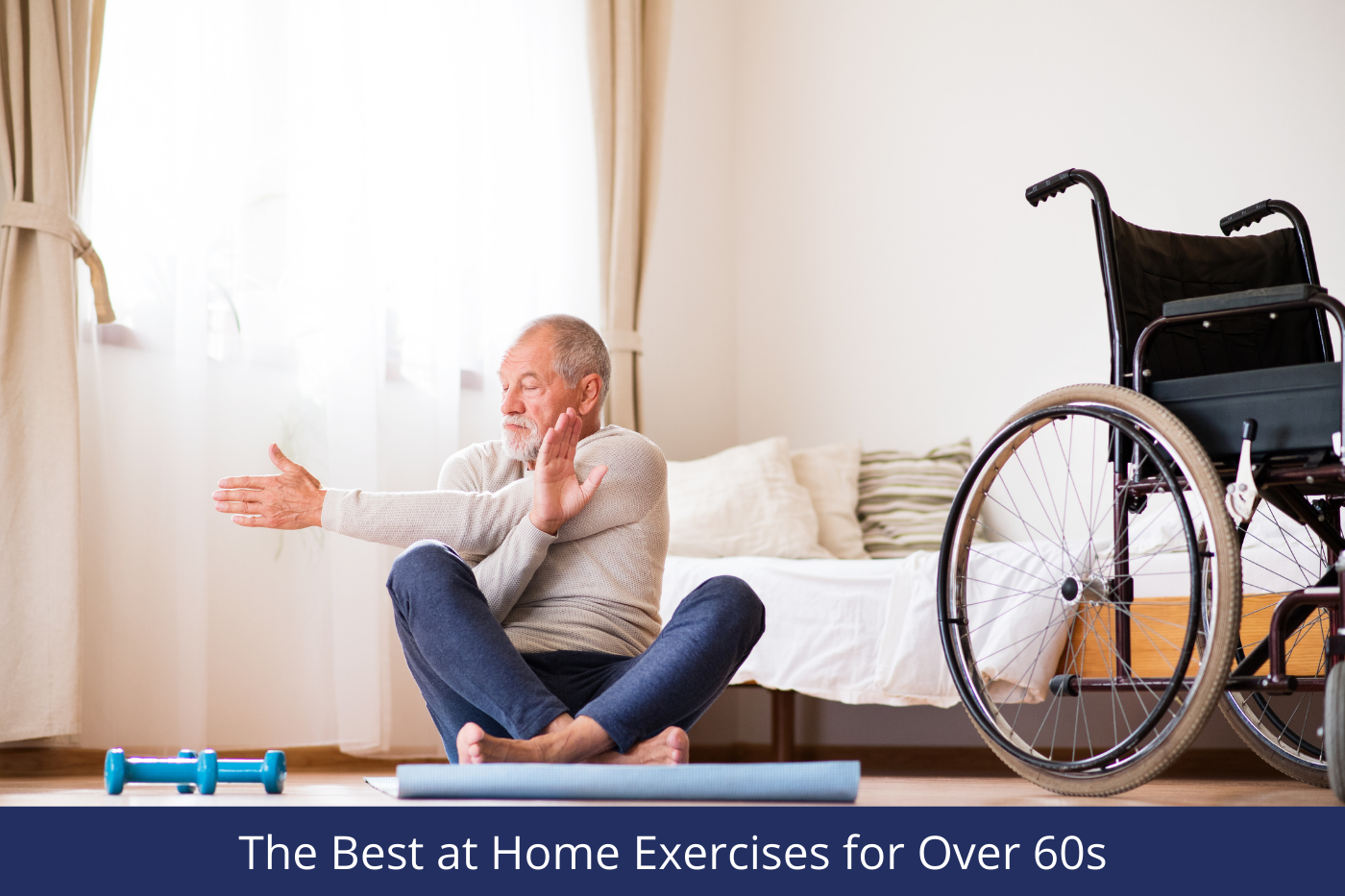 Home Exercise Over 60s
