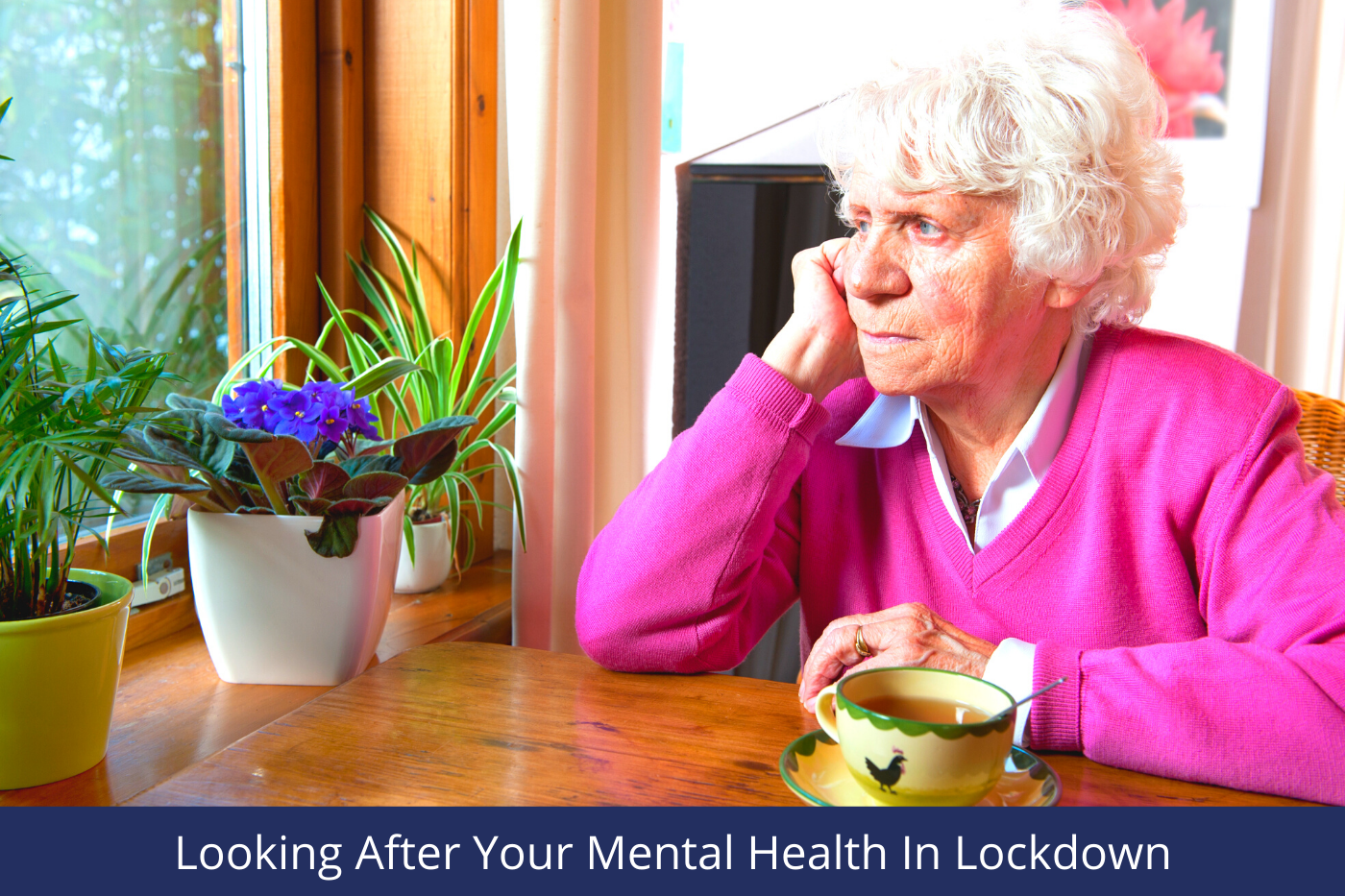 Looking After Your Mental Health In Lockdown